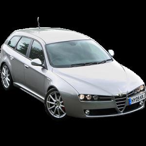 ALFA ROMEO 159 Sportwagon (939_) 1.8 MPI 103Kw 03.2007 - 11.2011