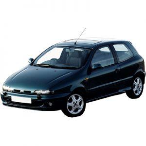 FIAT BRAVO I (182_) 1.2 16V 80 59kW 10.2000 - 10.2001