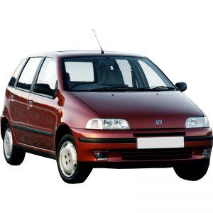 FIAT PUNTO (176_) 1.2 16V 63Kw 04.1997 - 09.1999